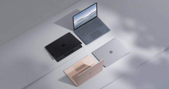 Microsoft's Surface Laptop 4 Promises 70% Faster Image Editing