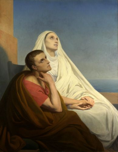 Feast of St. Monica, Housewife and Mother