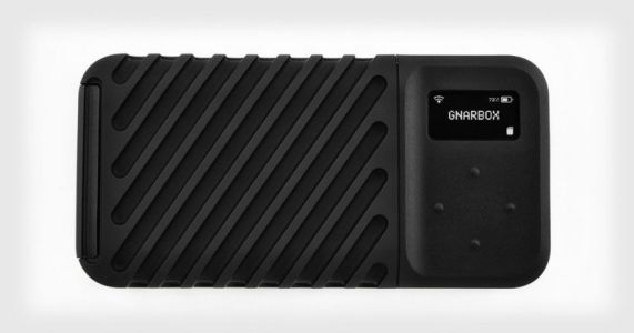 GNARBOX 2.0 SSD: Better Laptop-Free Backup and Editing for Your Camera