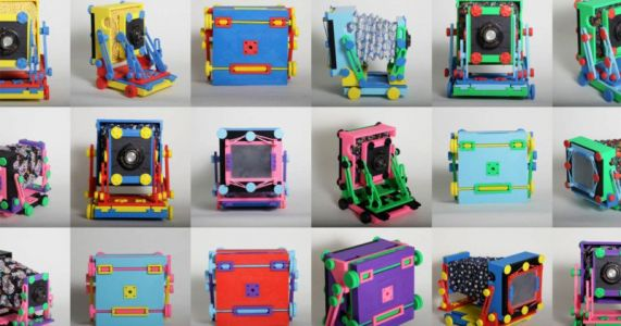 Cameradactyl: A 3D-Printed 4×5 Field Camera with Eye-Popping Looks