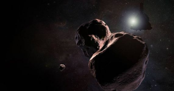 The First Clear Photos of an Object at the Edge of the Solar System