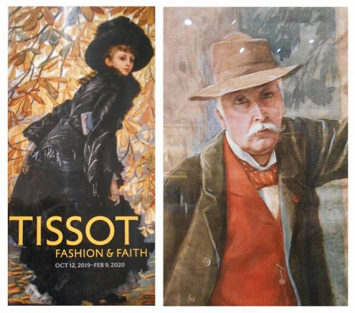 James Tisssot Exhibition at Legion Of Honor