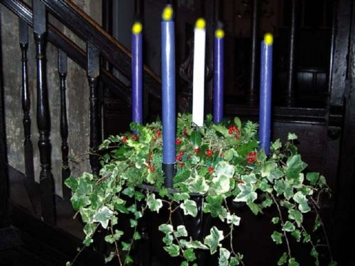 Advent Traditions - The Advent Wreath