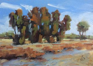 HOLIDAY GIFT IDEA, LANDSCAPE by TOM BROWN