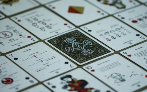 These Camera-Themed Playing Cards are Also a Photography Cheat Sheet