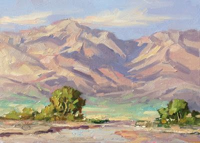 CALIFORNIA SCENIC by TOM BROWN
