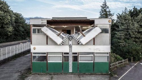 Arts & Architecture, Alex Chinneck