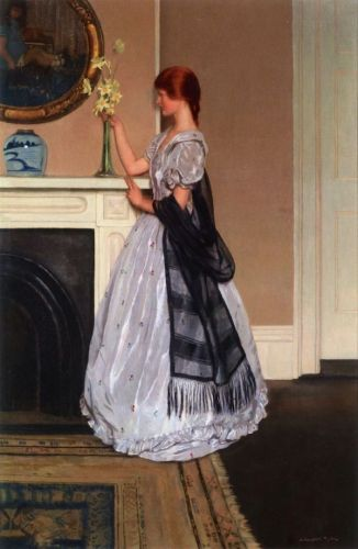Leonard Campbell Taylor: Ladies with Puffy Skirts and Other Paintings