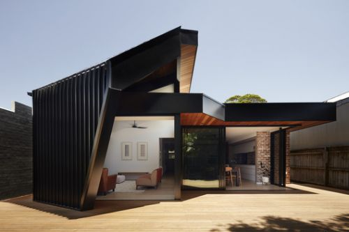 Hunters Hill House / Joshua Mulders Architects