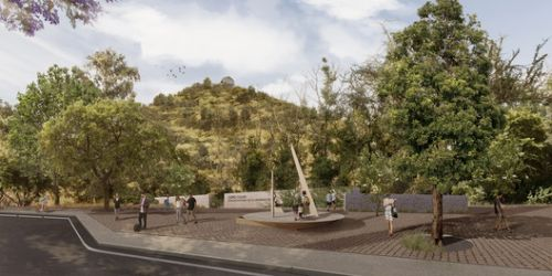Jadue-Livingstone Will Design the Parque Observatorio on Cerro Calán in Santiago