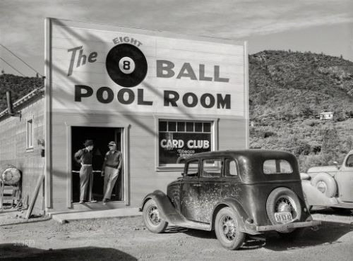 The 8 Ball: 1940