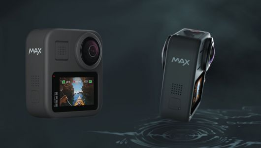 GoPro Reveals Dual-Lens, Waterproof GoPro Max with Front Facing Screen