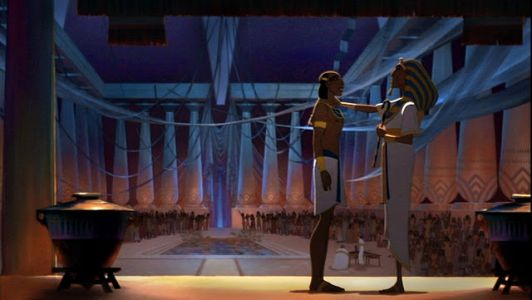 One of my Scenes from The Prince of Egypt