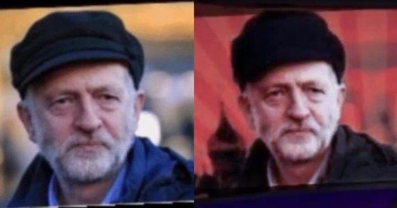BBC Accused of Photoshopping Jeremy Corbyn's Hat to Look More 'Russian'