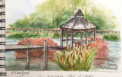 Journal - Cozy Acres Gazebo