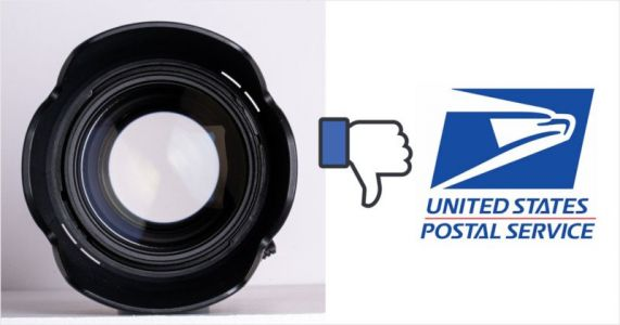 My Nightmare with USPS Insurance in Shipping a Camera Lens