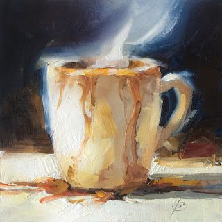 COFFEE CUP by TOM BROWN