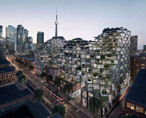 BIG's King Street West Condo Community Approved for Development in Toronto
