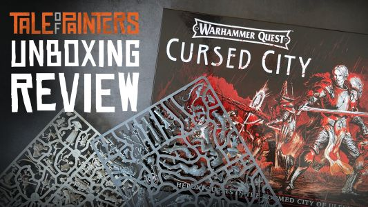 Review: Warhammer Quest Cursed City