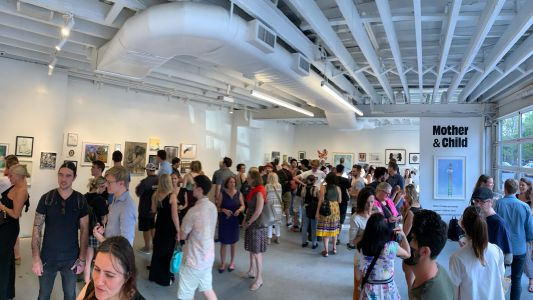 Mother & Child Vol. II Raises over $15,000 to Support Separated Immigrant Families
