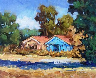 LOS RIOS STREET, SAN JUAN CAPISTRANO by TOM BROWN