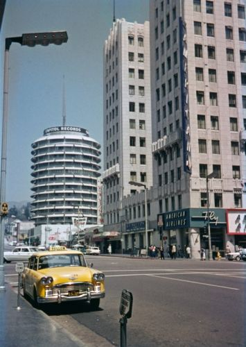 Hollywood and Vine: 1963