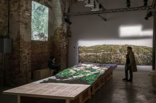 """""""The Place That Remains"""":The Lebanese Pavilion at the 2018 Venice Biennale"""