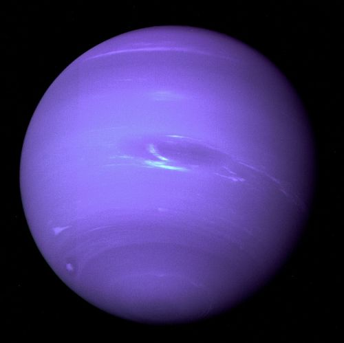 Worth a Thousand Words: Neptune Full Disk View
