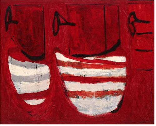 Robert Motherwell. Born on this day in 1915