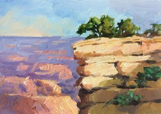 GRAND CANYON by TOM BROWN