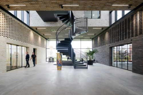 The Hammershøj Brick Factory / Cubo Arkitekter