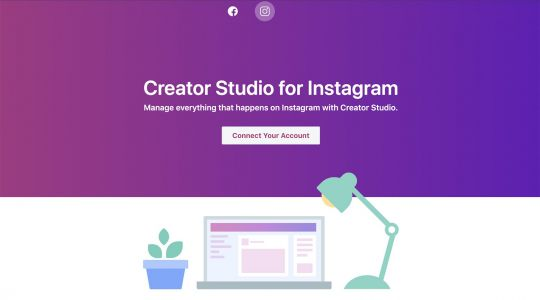 Facebook Finally Launched Instagram Scheduling Through Creator Studio