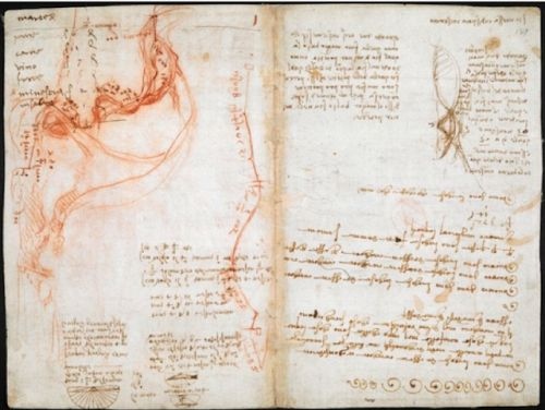 Happy birthday to Leonardo da Vinci