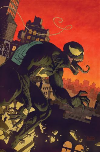 Venom: First Host 1 Variant