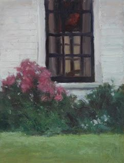 Nelson Cottage Window