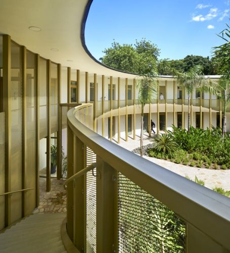 French Embassy in Haiti / Explorations Architecture