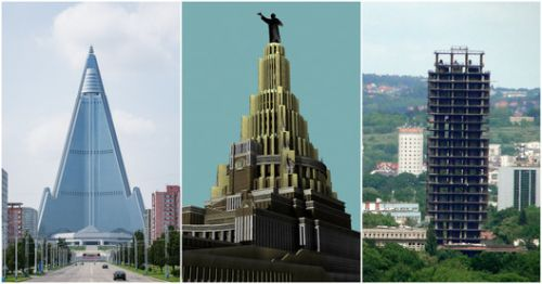 History's Most Notorious Unfinished Buildings