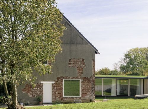 Johannes House Extension / MADAM architectuur