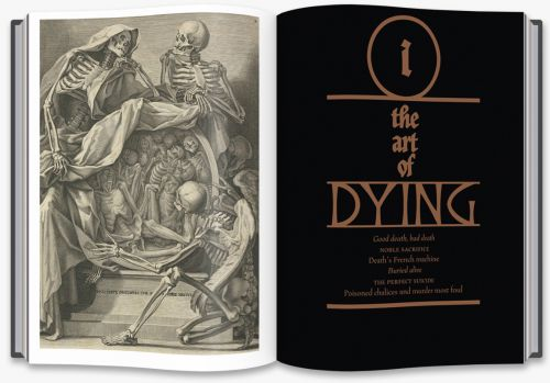 GIVEAWAY: Win a Signed Copy of our New Book Death: A Graveside Companion