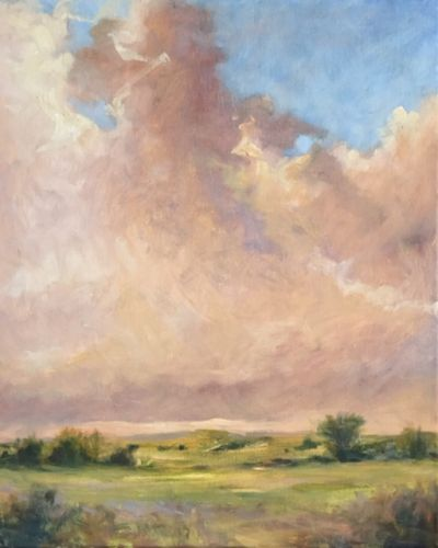 Big Sky by Margaret Aycock