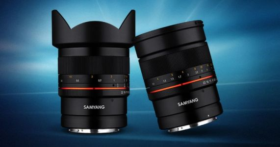 Samyang First to 3rd-Party RF Lenses: A 14mm f/2.8 and 85mm f/1.4
