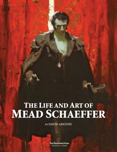 NEW BOOK ABOUT MEAD SCHAEFFER