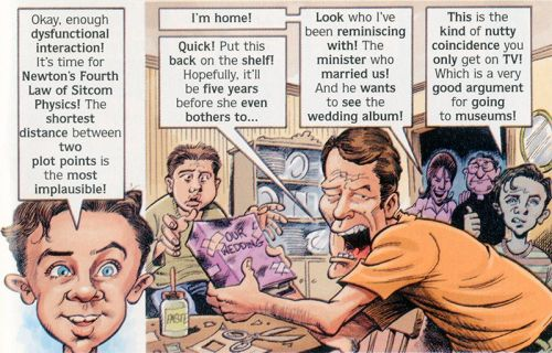 Monday MADness- Favorite Panel: Malcontent in the Muddle!