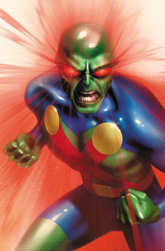 MARTIAN MANHUNTER 7