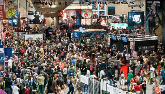 Win a Free Booth at San Diego Comic Con!