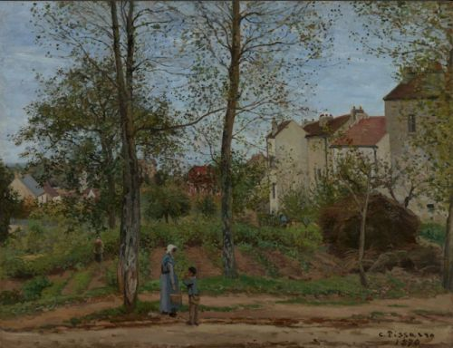 Happy Birthday to Camille Pissarro
