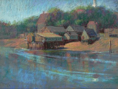 Painting Retreat Opening - Lubec, Maine, August 11-16, 2019