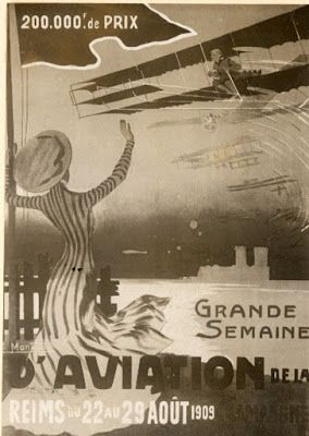 Preserving a Spectacle: The 1909 Grande Semaine d'Aviation de la Champagne