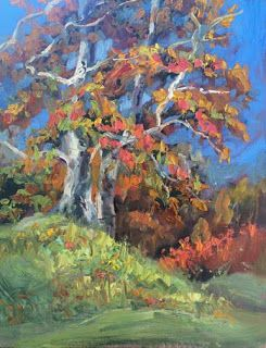 Vermont Fall Foliage Art Trek with Niki Gulley and Scott Williams