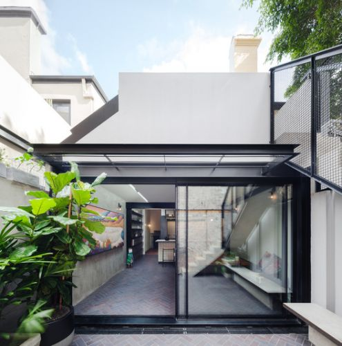 Double Life House / Breathe Architecture